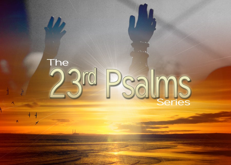 Image of Psalm 23 (DVD)