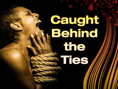 Image of Caught Behind the Ties (CD Audio)