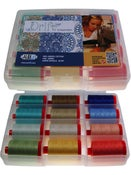 Image of Drift- Aurifil Thread Collection