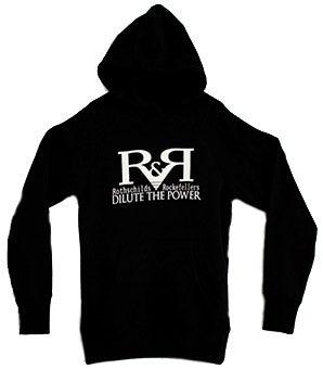 Image of Black Hoodies R&R