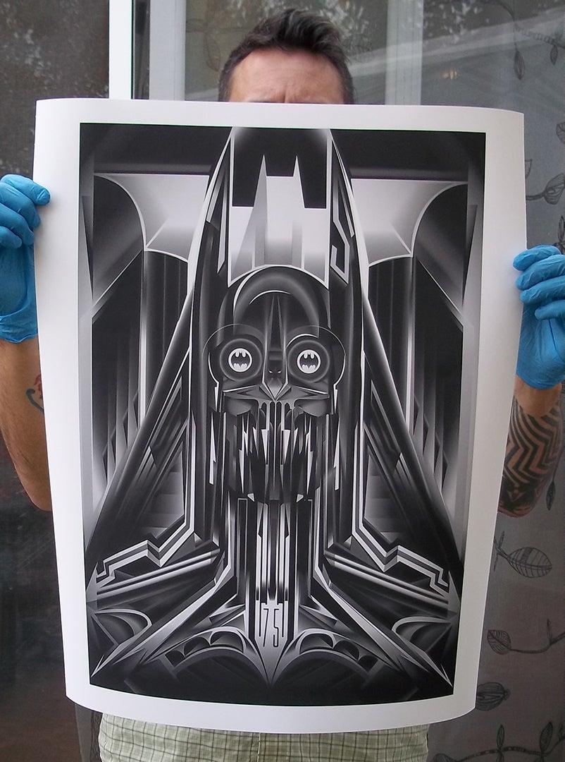 Image of BATMAN 75 DECAY