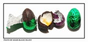 Image of Vegan cream eggs