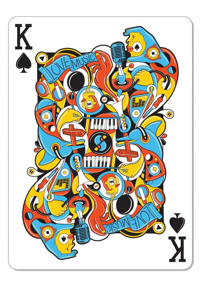 Image of King of Spades