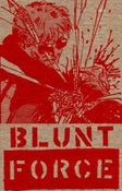 Image of [BE-14] Blunt Force- 2014 demo [SOLD OUT]