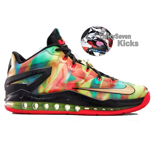 "Image of Lebron 11 Low SE ""Multicolor"""