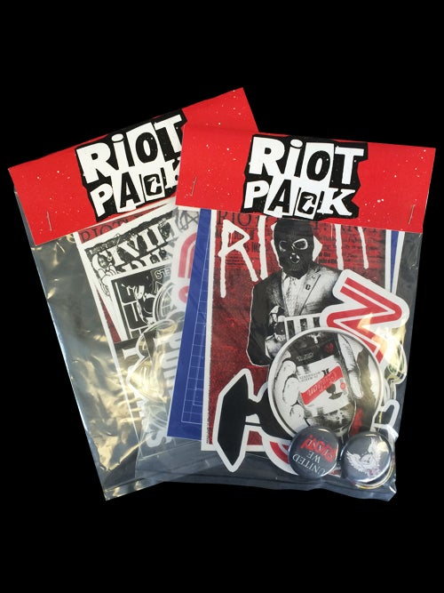Image of RIOT Sticker PACK