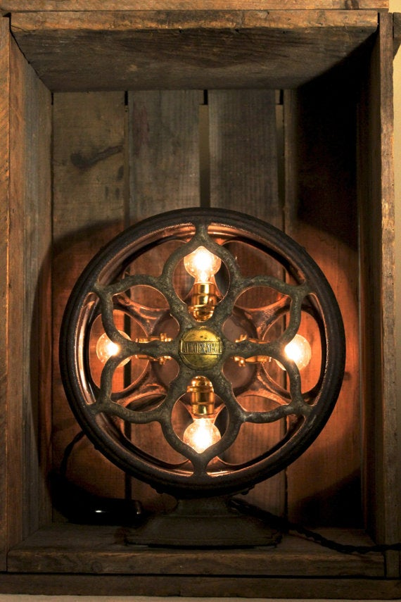 Image of Atwater Kent Radio Speaker Lamp