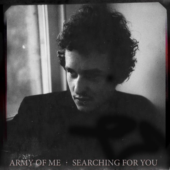 Image of Searching For You CD (personally signed by Vince)