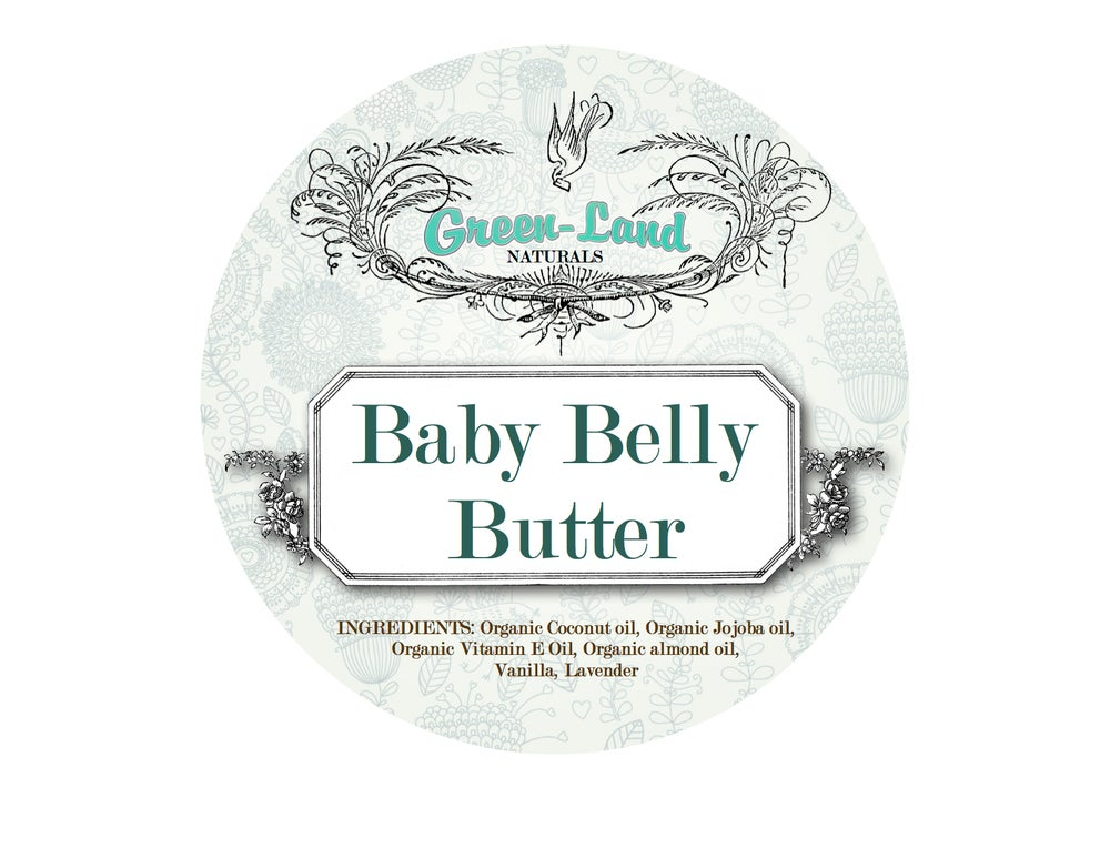 Image of Baby Belly Butter