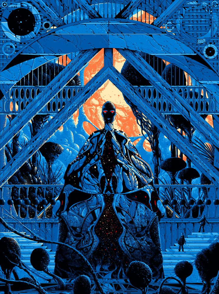 Image of Kilian Eng's 'The Planet Chamber'