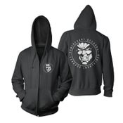 Image of DEATHCHANT 'OFFICIAL' [HOODY]