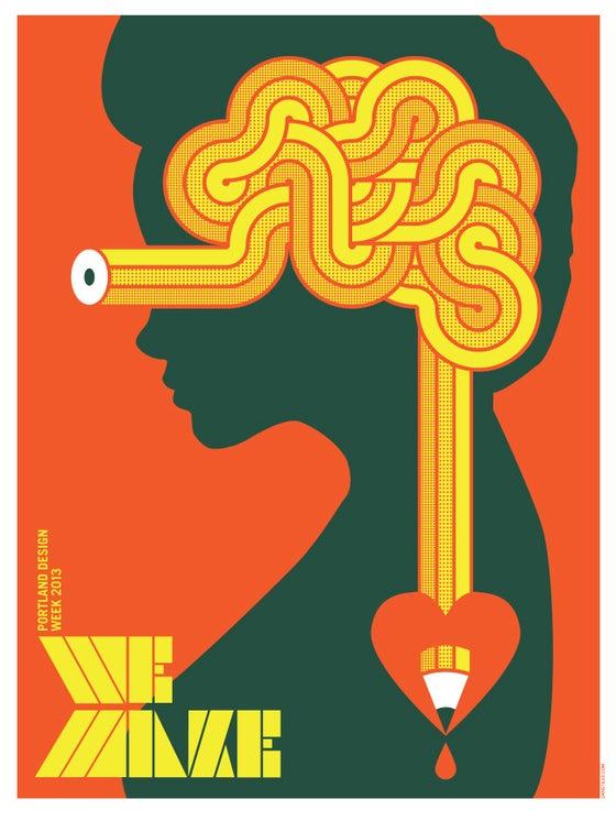 Image of Dan Stiles Poster
