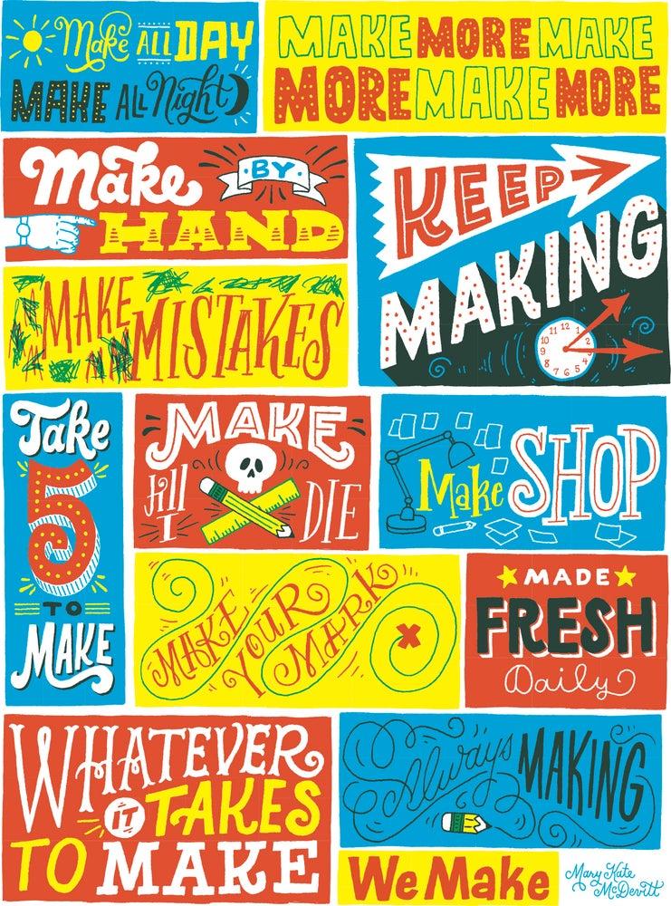 Image of Mary Kate McDevitt Poster