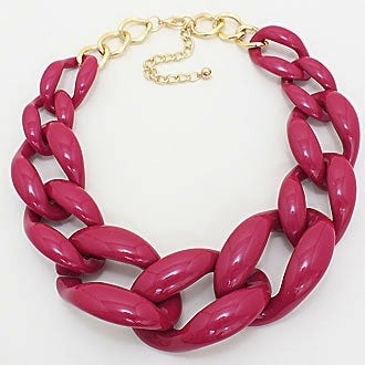 Image of Linked Necklace