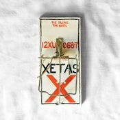"Image of XETAS - ""The Silence"" b/w ""The Knife"" (12XU 068-7)"