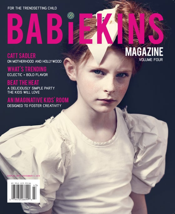 Image of Babiekins Issue 4 FREE SHIPPING in the USA