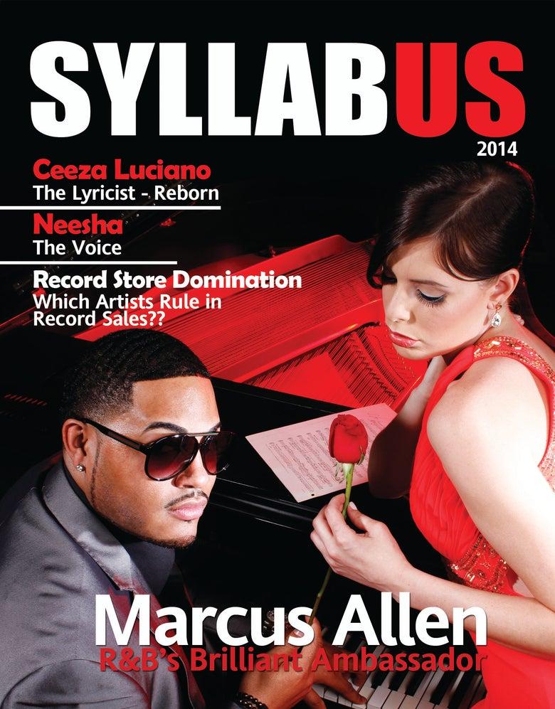 Image of Marcus Allen Edition