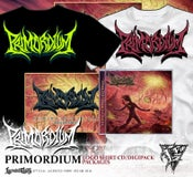 Image of PRIMORDIUM - logo shirts package deals