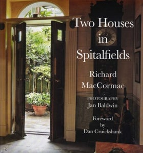 Image of Two houses in Spitalfields by Sir Richard MacCormac