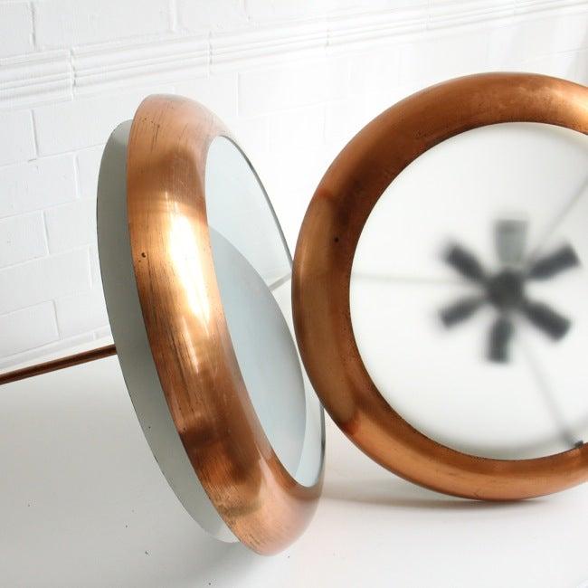 Image of Copper Ceiling Lights (larger)
