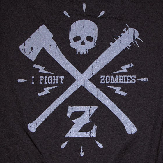 Image of I Fight Zombies