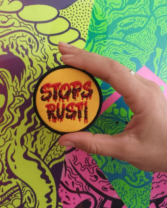 Image of Stops Rust patch