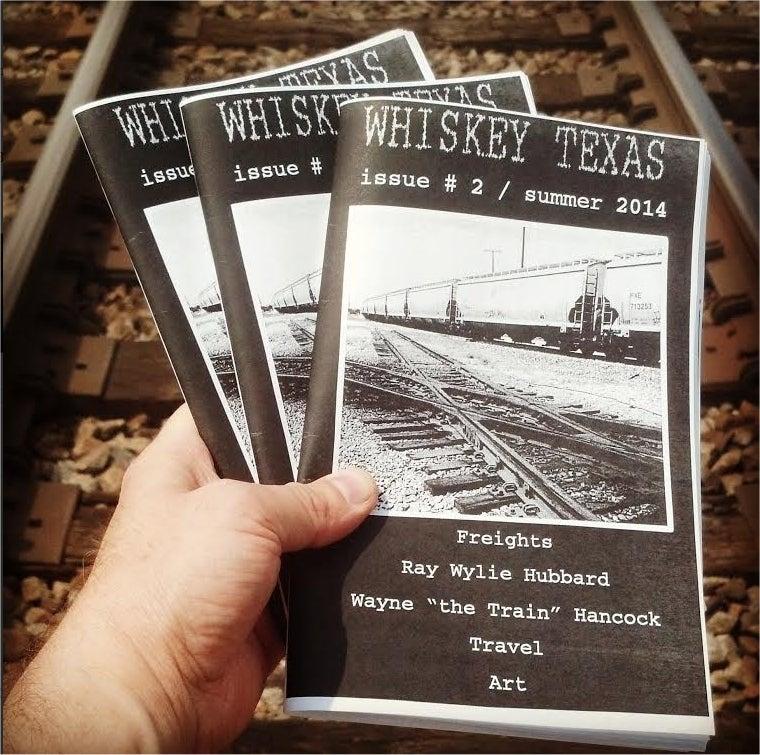 Image of Whiskey Texas <BR> 'zine # 2