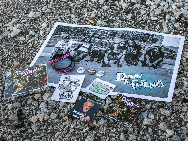Image of DTF Bundle Party Pack