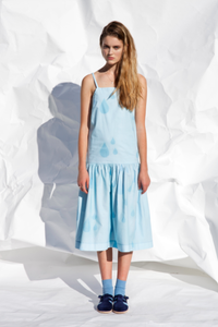 Image of Droplet dropwaist dress- ON SALE