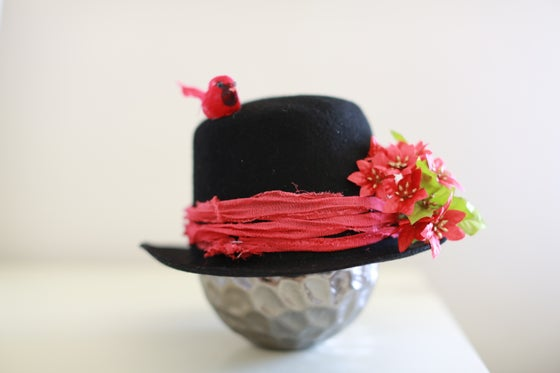 Image of Snowman Top Hat