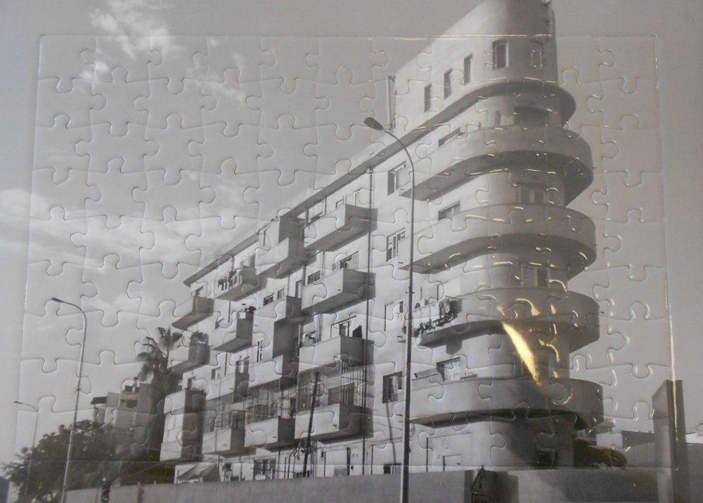 Image of Bauhaus Puzzle