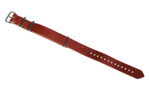Image of Strap in Ox Blood