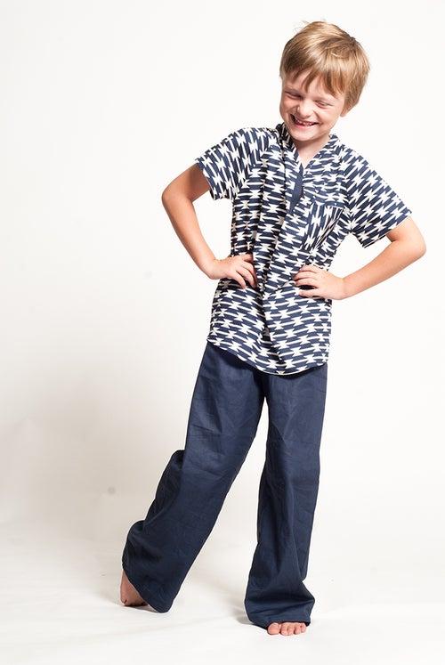 Image of Golden Slumbers Pajamas