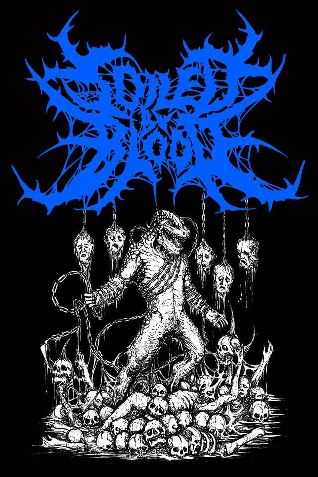 Image of Soiled by Blood - T-Chain Men shirt