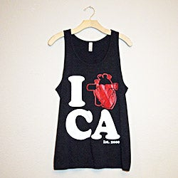 Image of Unisex LOVE CALIFORNIA Tank Top