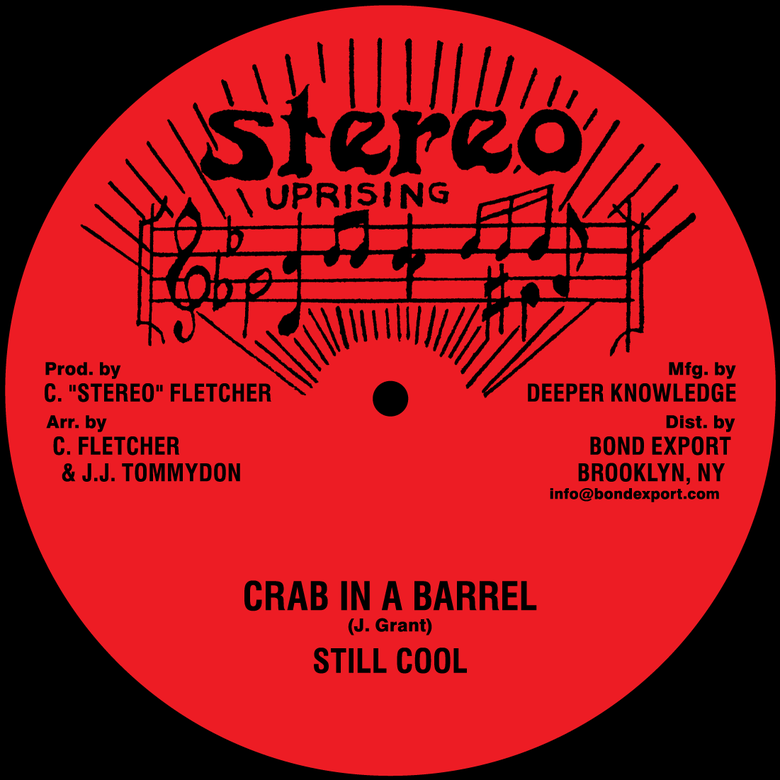 "Image of Still Cool / Thomas White - Crab in a Barrel / Ivory Girl 10"" (Stereo Uprising)"