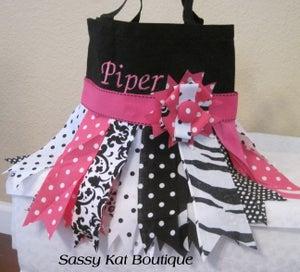 Image of Rag Skirt Tote Bag