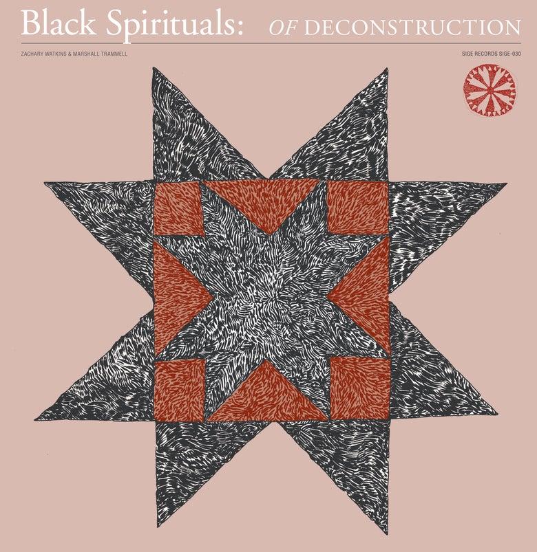 "Image of Black Spirituals ""of Deconstruction"""