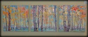 """Image of """"Aspens Triptych"""""""