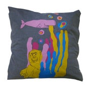 Image of <b>Sea cushion cover</b> <br> - <b>Garudio Studiage</b>