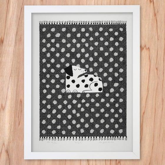 Image of Silkscreen Print | Beigel