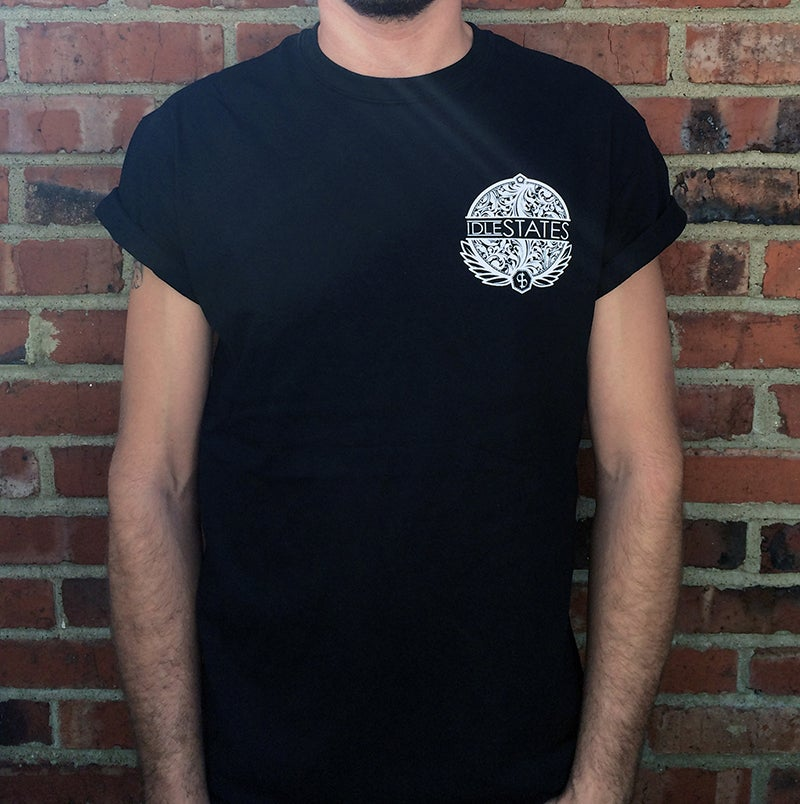 Image of Pocket Logo T-Shirt (Black)