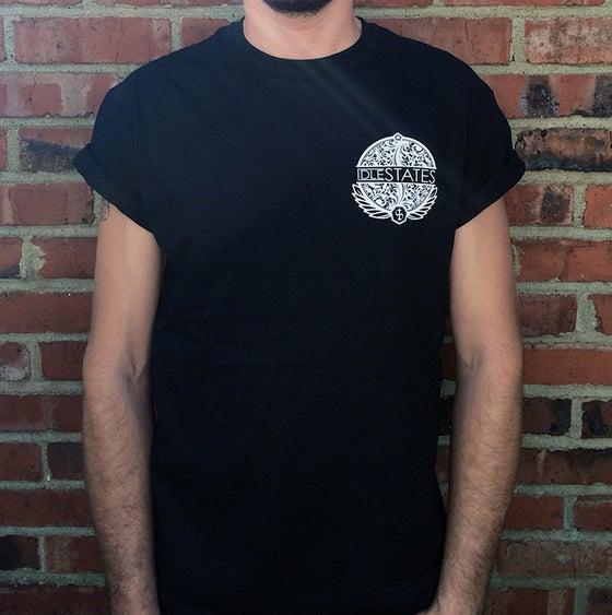 Image of Pocket Logo T-Shirt (Black)
