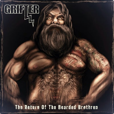 Image of Grifter - The Return of the Bearded Brethren (CD)