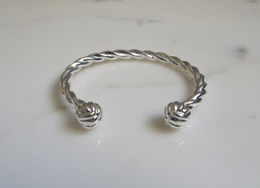 Image of RUBY ROPE BRACELET