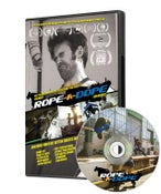 Image of Rope A Dope - Stunt People Compilation DVD Vol. 1 -Autographed-