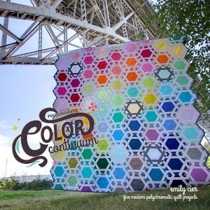 Image of Color Continuum -- no. 02 polychromatic