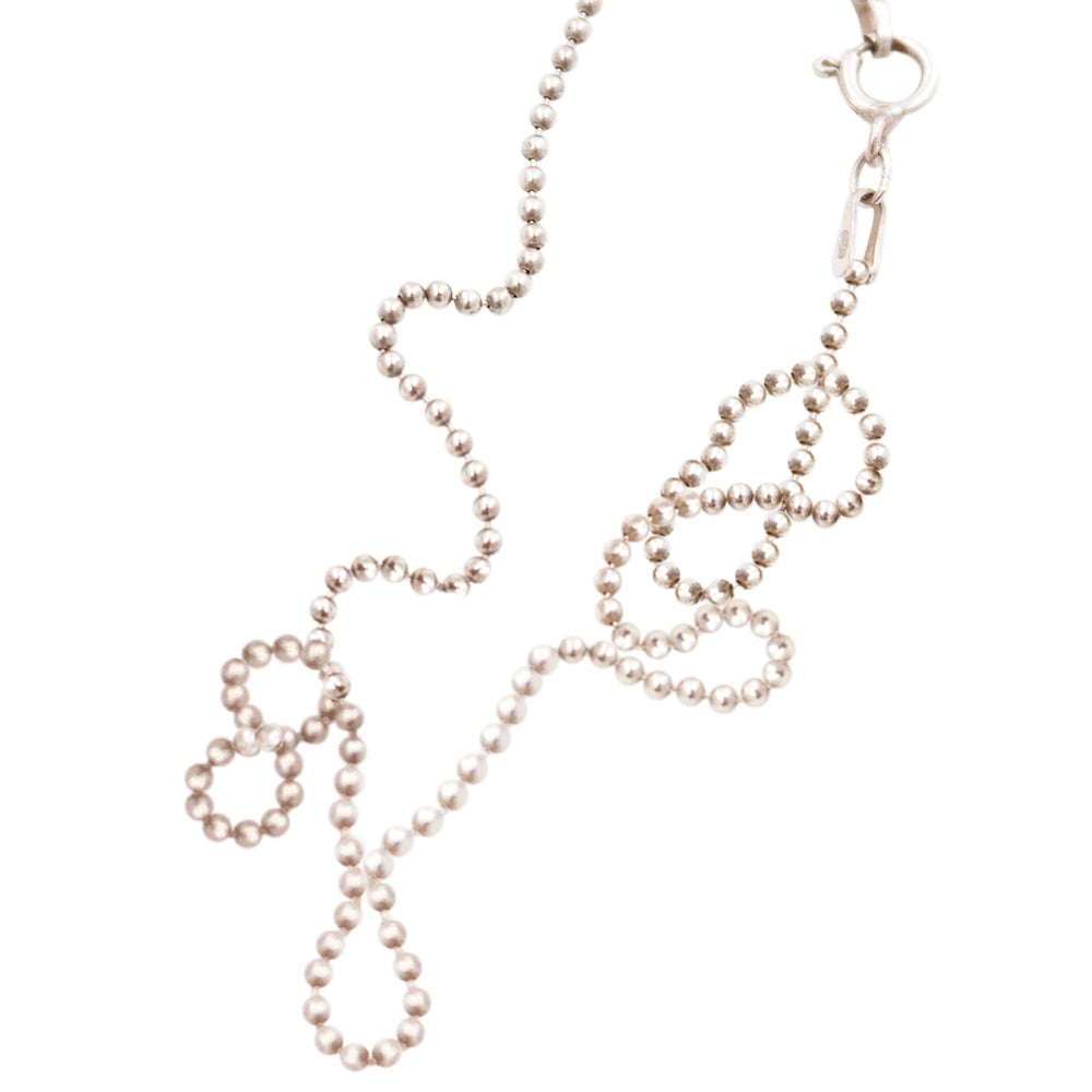 Image of Sterling Silver Ball Chain {Perfect for Layered Sparkle Pendants}