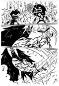 Image of Original Art - Black Metal 3 Pg. 128