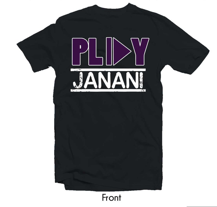 Image of PLAY JANANI T-Shirt